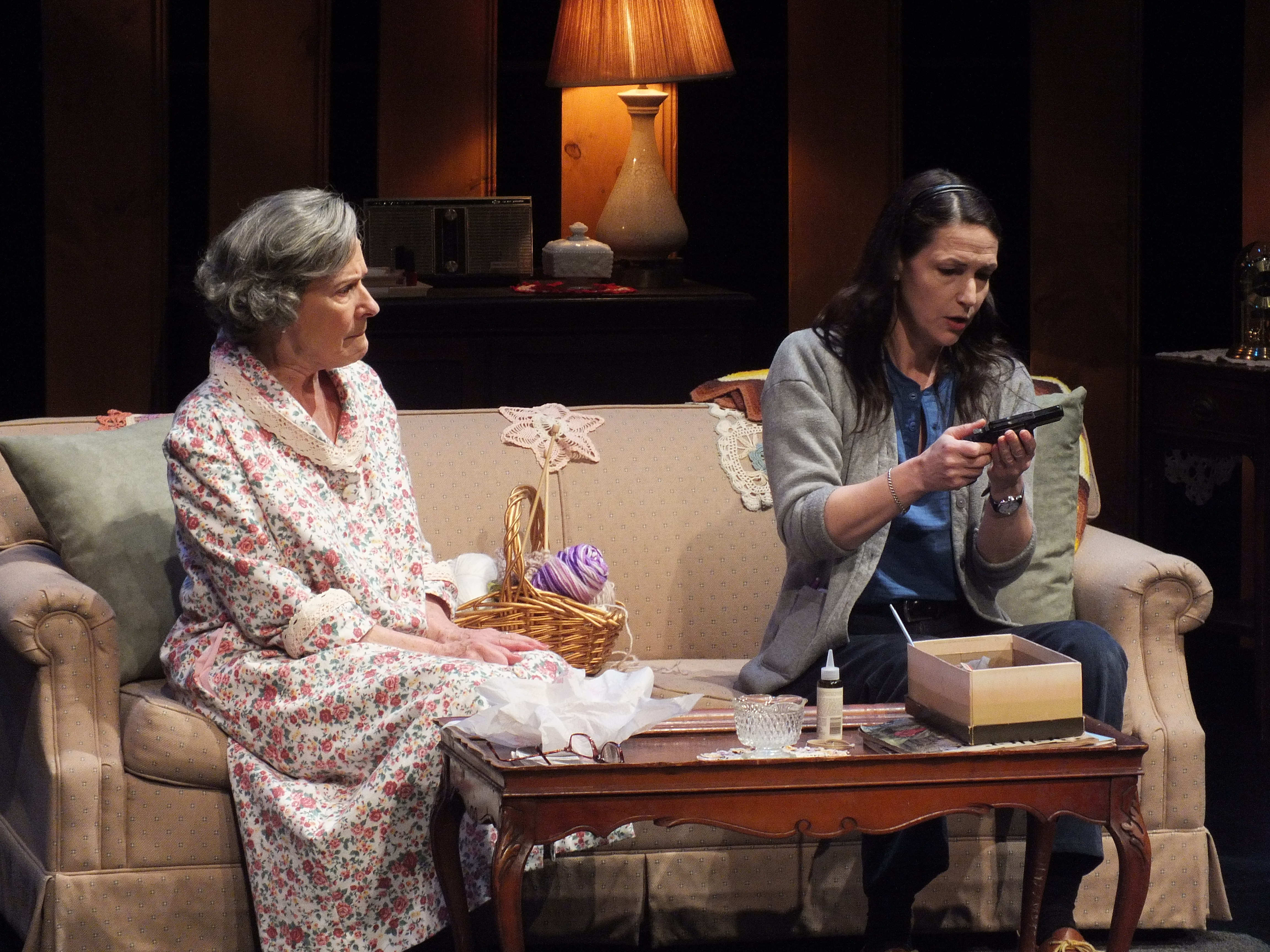 an analysis of the play night mother Within the play, 'night mother, marsha norman effectively showcases human depth through the characterization of the mother and the daughter the play revolves around jessie's decision to commit suicide and her unstable relationship with her mother.